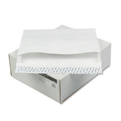 "Mead Westvaco WEVCO816 Tyvek Grip-Seal Open Side 2"" Expansion Envelopes, 12 x 16, 100/Box"