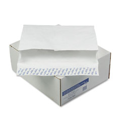 "Mead Westvaco WEVCO895 Tyvek Grip-Seal 2"" Expansion Envelopes, 10 x 13, 100/Box"