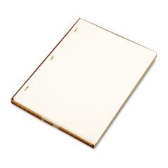 Wilson jones - looseleaf minute book ledger sheets, ivory linen, 11 x 8-1/2, 100 sheet/box, sold as 1 bx