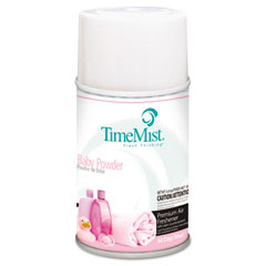 Waterbury 332512TMCAPT Metered Fragrance Dispenser Refill, Baby Powder 5.3 Oz Aerosol Can