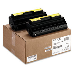 Xerox 013R00609 013R00609 Toner, 3000 Page-Yield, 2/Pack, Black