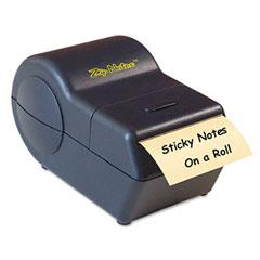 ZIP ZIP0020 Administrator Sticky Note Dispenser, 3 x 3, Dark Blue