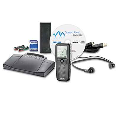 9399 Digital Dictation Starter Kit