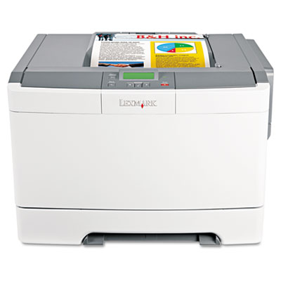 C543DN Network-Ready Color Laser Printer
