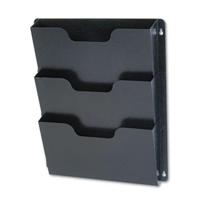 Steel Briefcases on Dr Pocket Steel Three Pocket Wall File Letter