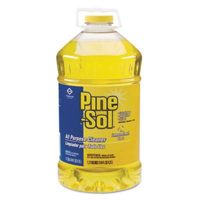 All-Purpose Cleaner, Lemon, 144 oz, Bottle