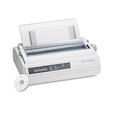 Microline 395 24-Pin Dot Matrix Printer