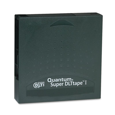 "1/2"" Super DLT Cartridge, 1828ft, 110GB Native/220GB Comp Capacity"