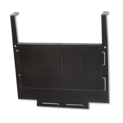 Hot File Panel and Partition Hanger Set, Dark Brown