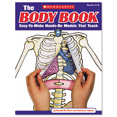 The Body Book, Grades 3-6, 128 Pages