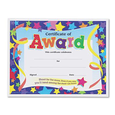 kids award certificate template free .