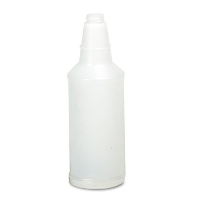 Plastic Bottle, 32 oz. Bottle, 24 per Carton, Natural