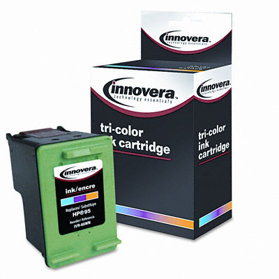 66WN (C8766WN) Remanufactured Inkjet Cartridge, 215 Page-Yield, Tri-Color