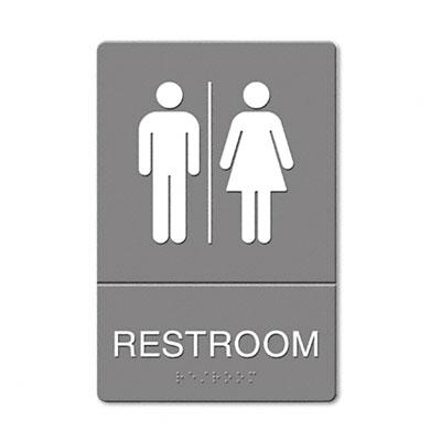 Custom restroom signs | Mens Bathroom Signs | Womens Restroom
