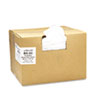 Clear Low-Density Can Liners, 16 gal, .6 mil, 24 x 31, Clear, 500/Carton
