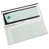 Accounting Pad, 25 Six-Unit Columns, 11 x 24 1/4, 50-Sheet Pad
