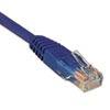 CAT5e Molded Patch Cable, 25 ft., Blue