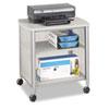 Impromptu Machine Stand, One-Shelf, 26-1/4w x 21d x 26-1/2h, Gray