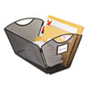 Safco(R) Onyx(TM) Mesh Desktop Tub File