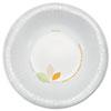 Bare Paper Eco-Forward Dinnerware, 12oz Bowl, Green/Tan, 500/Carton