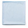 Reusable Cleaning Cloths, Microfiber, 16 x 16, Blue, 12/Carton