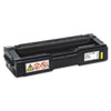 406478 High-Yield Toner, 6000 Page-Yield, Yellow