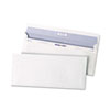 Reveal-N-Seal Business Envelope, Contemporary, #10, White, 500/Box