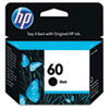 60 Ink Cartridge, Black (CC640WN)