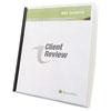 GBC(R) Slide 'n Bind Report Cover