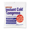First Aid Only(TM) Instant Cold Compress