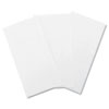 "Tallfold Dispenser Napkin, 12"" x 7"", White, 500/Pack, 20 Packs/Carton"