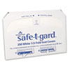 Georgia Pacific(R) Professional Safe-T-Gard(TM) Half-Fold Toilet Seat Covers