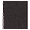 Side-Bound Ruled Meeting Notebook, Legal Rule, 8 7/8 x 11,80 Sheets