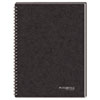 Side-Bound Guided Business Notebook, QuickNotes, 5 3/8 x 8, White, 80 Sheets