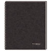 Side-Bound Guided Business Notebook, QuickNotes, 8 7/8 x 11, 80 Sheets