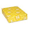 Classic Crest Stationery Writing Paper, 24-lb., 8-1/2 x 11, Whitestone, 500/Ream