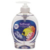 Aquarium Series Liquid Hand Soap, 7.5oz, Fresh Floral 12/Carton