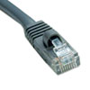 CAT5e Molded Patch Cable, 100 ft., Gray