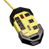 Safety Power Strip, 8 Outlets, 15 ft Cord