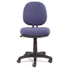 Interval Series Swivel/Tilt Task Chair, Supports up to 275 lbs, Marine Blue Seat/Marine Blue Back, Black Base
