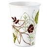 Pathways Paper Hot Cups, 8oz (Fits Small Lids), 1000/Carton