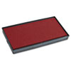 Replacement Ink Pad for 2000 PLUS 1SI20PGL, Red
