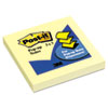 Original Pop-up Notes Canary Yellow Refill, 3 x 3, 12/PK