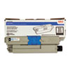 44469801 Toner, 3,500 Page-Yield, Black