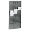SteelMaster(R) Time Card Rack