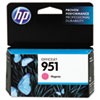 951 Ink Cartridge, Magenta (CN051AN)