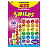 Stinky Stickers Variety Pack, Smiles, 432/Pack