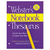 Advantus(R) Webster's Notebook Thesaurus
