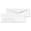 Window Envelope, Contemporary, #10, White, 1000/Box