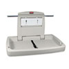 Rubbermaid(R) Commercial Horizontal Baby Changing Station